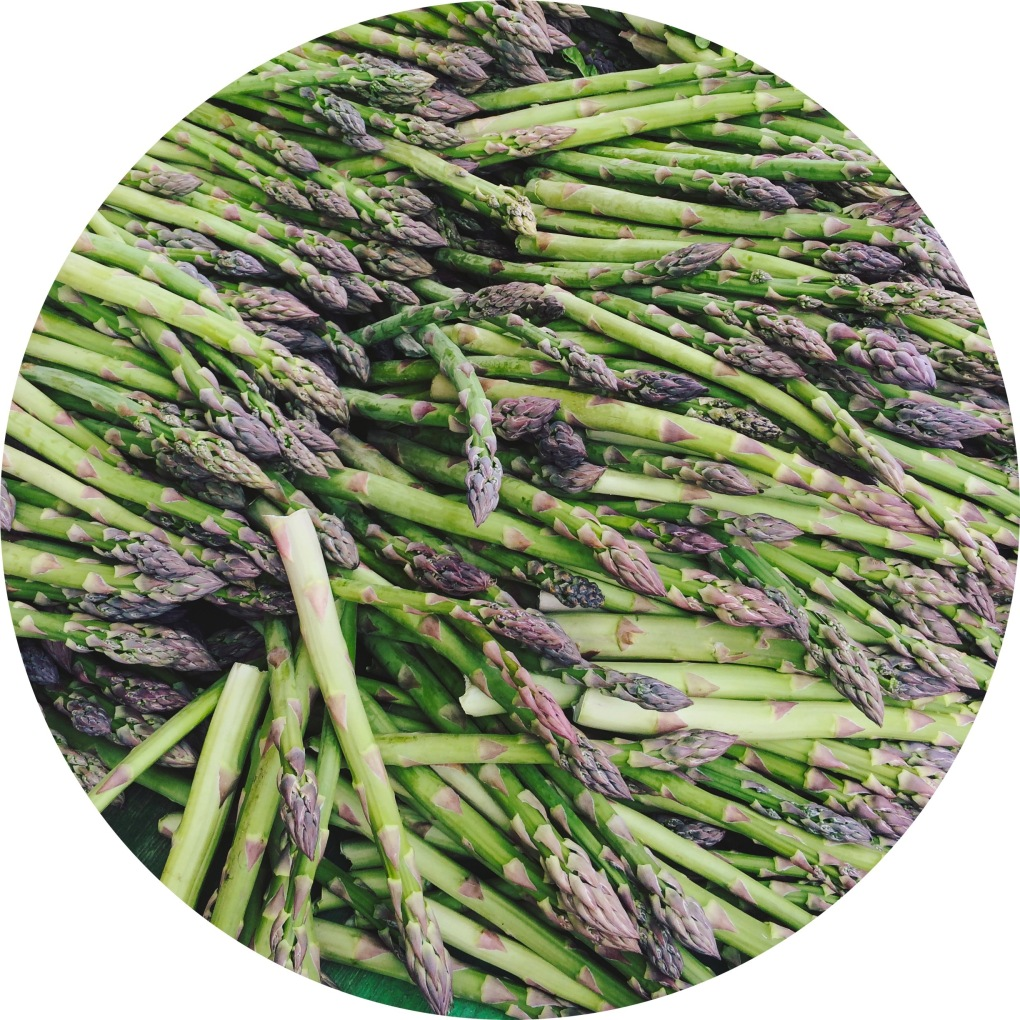 The Kitchen Beet :: Farmer's Market Asparagus