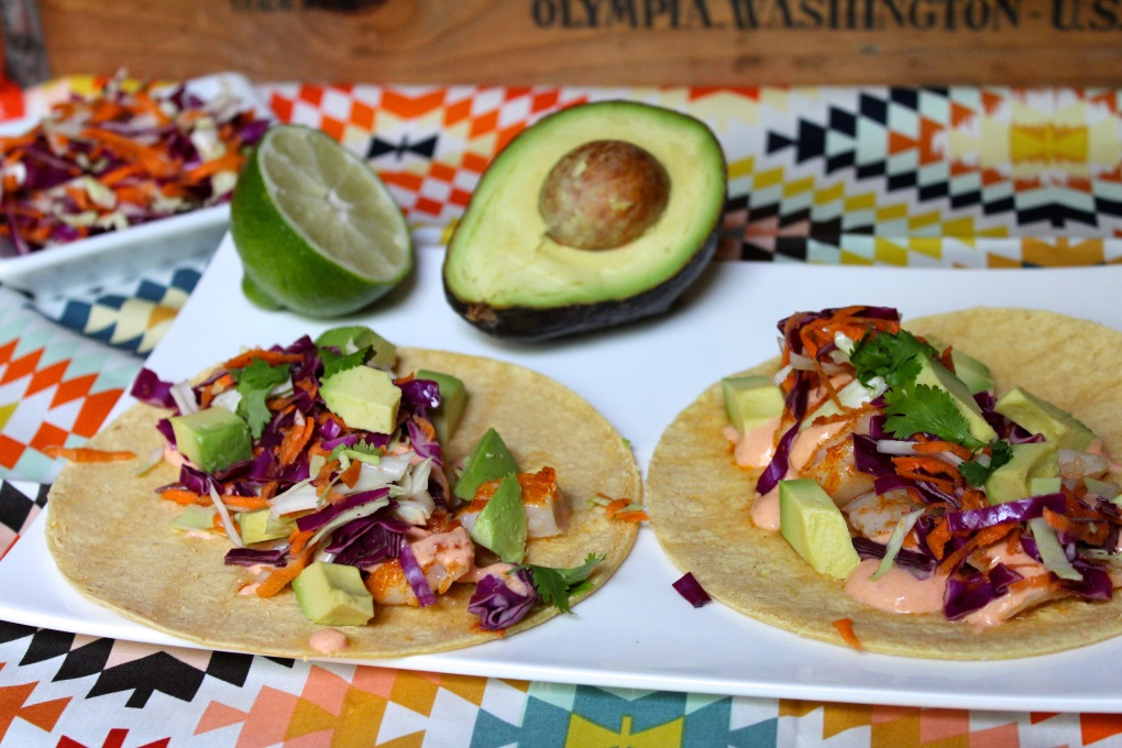 The Kitchen Beet - Fish Tacos
