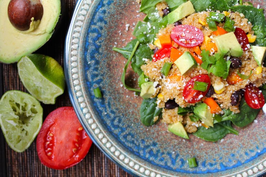 The Kitchen Beet :: Southwest Quinoa