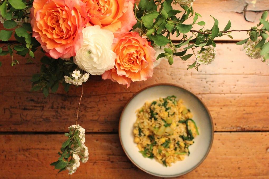 The Kitchen Beet - Spring Green Power Bowl