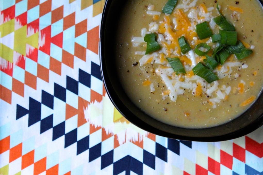 The Kitchen Beet - Potato Soup