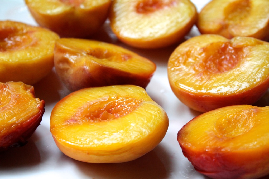 TKB - Roasted Peaches