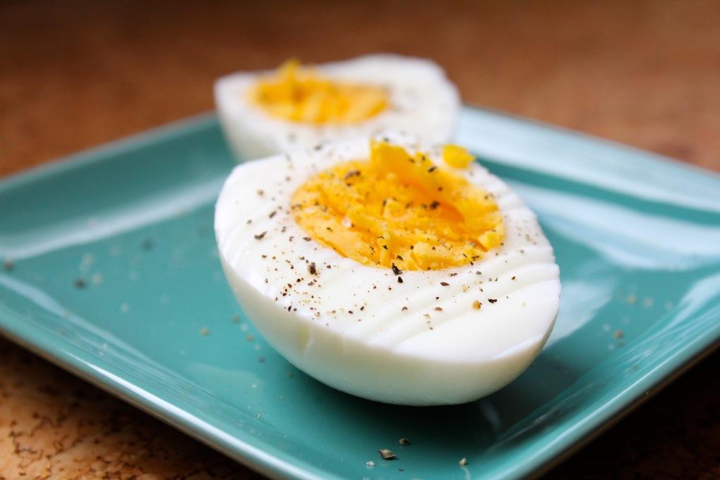 TKB - boiled egg
