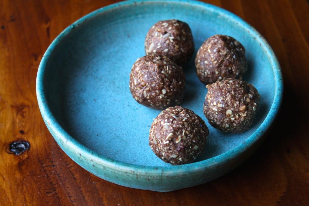 TKB - crispy cacao bites - five
